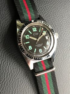 Vintage Diver EMO 20 ATMOS 39mm watch - Unisex - 1970-1979