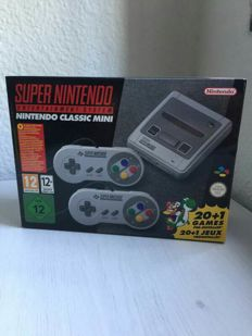 Nintendo Super Nes Mini