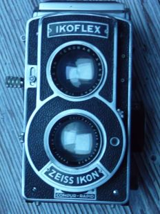 ZEISS IKON twin lens camera 6x6