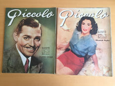 Film; Piccolo, het amusantste weekblad - 68 issues - 1949 / 1951