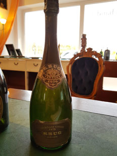 1976 Krug Brut, Champagne, Reims - 1 bottle (75cl)