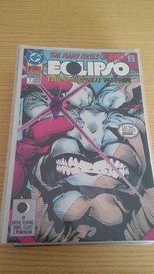 DC Comics - Eclipso: Complete Set  + Special nos. 1 and 2 - (1992/1994)
