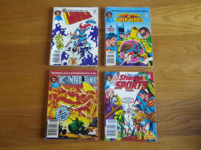 Collection Of DC Comics Specials - 14x sc - 1st Edition - (1978/1982)