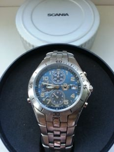 Scania V8 - Men's Wristwatch