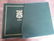 Israel, complete album, plus a lot of + 600 letters from Israel.