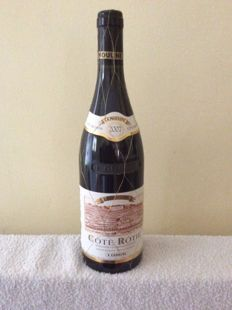 "2007 Cote-Rotie ""La Mouline"" E.Guigal - 1 bottle (75cl)"