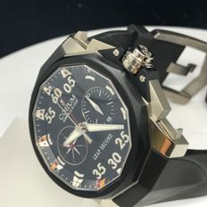 Corum - Admirals Cup Leap Second 48 Men's Watch - 895-931-06-0371-AN92 - 男士 - 2011至今