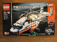 Technic - 42052 - Heavy Lift Helicopter