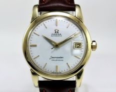 "Omega Seamaster ""CALENDAR"" Automatic Men's Wrist Watch - Reference CK 2849 6 SC - Year 1956"