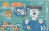 The 5th Eircom CallCard fair