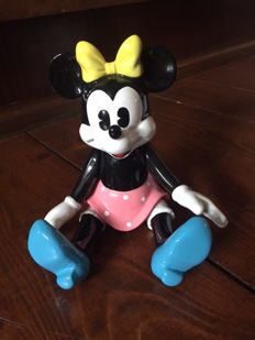 Disney, Walt - Schmid Music Box - Minnie Mouse (1980s)