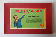 Meccano, England - Lot with 5 Meccano Sets, 1930/60s