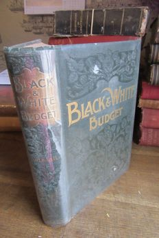 W P J Monckton - Black and white budget: Monthly magazine Anglo-Boer War, Zuid-Afrika - 1899