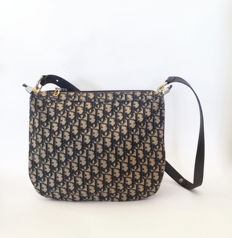 Dior - Monogram canvas shoulder Bag