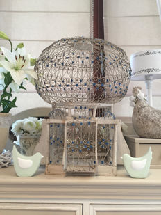 Very nice oriental cage for decoration