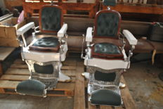 2 Barber´s chairs