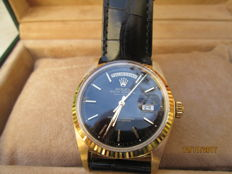 Rolex - Oyster Perpetual Day Date  Model 1803 - 52277 - Unisex - 1960-1969