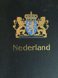 The Netherlands 1852/1978 - Collection in Davo album