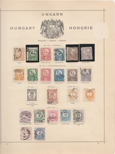 Hungary 1871/1939 - collection
