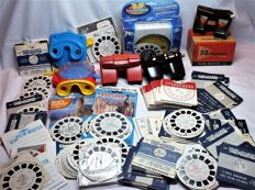 Fine lot of View-Master and Stereorama