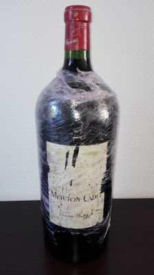 1985-Mouton Cadet x 1 Imperial bottle ( 6 lts)