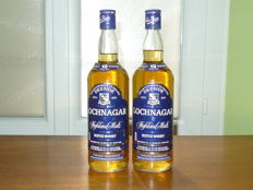 2 bottles - Lochnagar 12 years old (bottled 1970s)