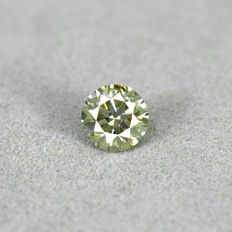 Diamond - 0.37 ct, SI1