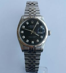 Rolex Oyster Perpetual Datejust, Superlative Chronometer (Cal. 3035) Wristwatch, 1970's