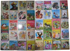 "Youth; Lot with 40 books from the series ""Gouden Boekjes"" - 1950s / 1970s"