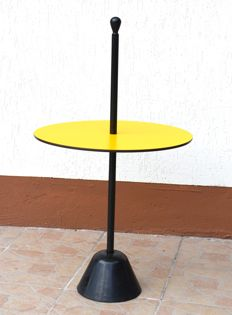 Achille Castiglioni for Zanotta - Servomuto - Model:  side table