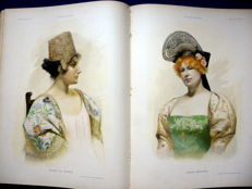 Magazines; L'Illustration - 3 volumes - 1894/1895