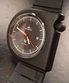 Lip Dugena Mach 2000 Design by Roger Tallon Vintage Electronic Wristwatch New 1975