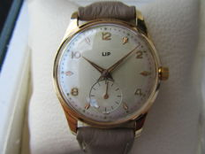 LIP 1950s vintage, rare men's watch - 1950/60