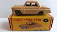 Dublo Dinky Toys - Scale 1/76 - Ford Prefect No.061