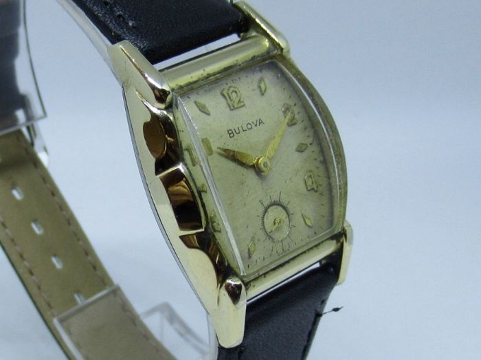 Bulova belmont Art Dand�co Mens Watch Cal 10bt Uit 1951