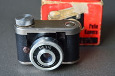 Walter Kunik Petie mini camera