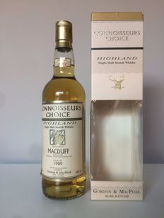 Macduff 1989 - Connoisseurs Choice