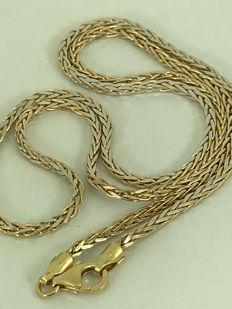 20k gold necklace - size 45cm