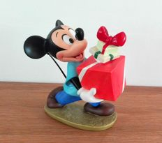 Disney, Walt -  Beeld WDCC - Mickey Mouse - Gift for my friends (1995)