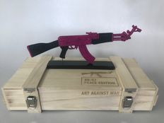 Ray Coster - AK 47 - Art Against War - Love Edition
