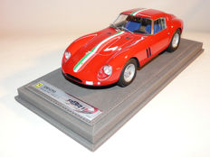 BBR - Scale 1/18 - Ferrari 250 GTO Press Version - Red