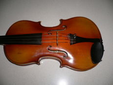 Nice German violin by F.C. Louis, Saarbrucken