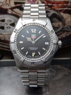 Tag Heuer 200m Professional Ref. WK1110 - Men's Watch - 1990-1999