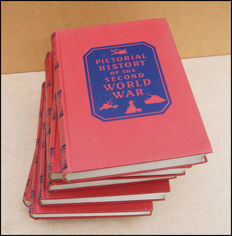 Pictorial History of the Second World War - 1947/1948