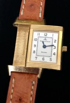 Jaeger-LeCoultre - REVERSO duo lady - 260.1 86.1757937 - Women's - 1990–1999