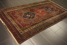 Persian Rug Malayer Kurde 135X245cm natural colours Made in Iran