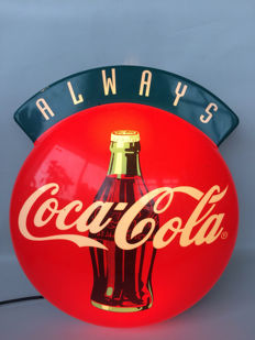 Light box - Coca Cola - Late 20th century