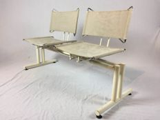 Hans Ullirich Bitsch for Kusch & Co - vintage, designer two-seater