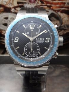 2000-2010 Oris - Williams F1 Chronograph - Automatic - Men's Watch - NO RESERVE PRICE