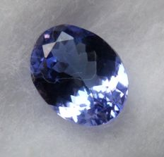 Tanzanite – 1.77 ct – No Reserve Price
